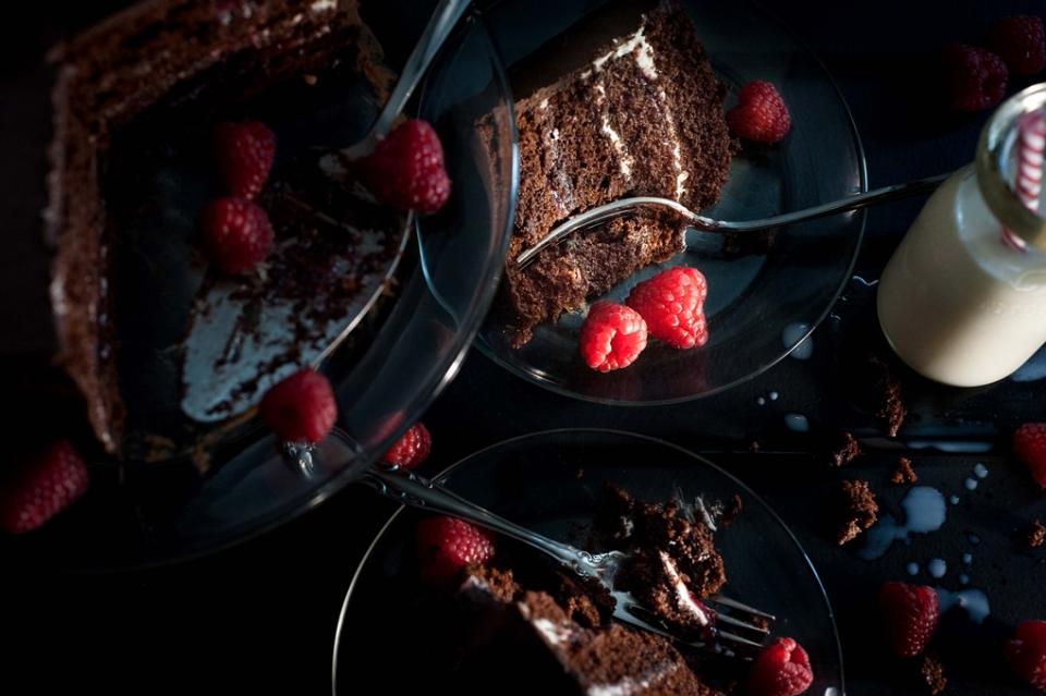 Emoji Wallpaper Quotes Portland Food Photographer Chocolate Cake 187 Pdx Food