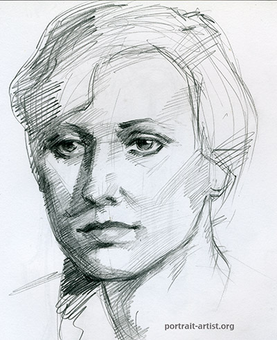 why drawing from life and studying realism is important
