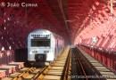 Ponte de 25 Abril: 50 anos de existência, 17 anos de comboios