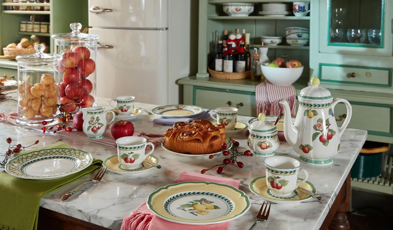 Badspiegel Villeroy Und Boch French Garden Beaulieu Becher Mit Henkel Von The House Of