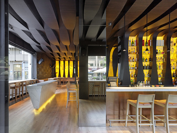 Bar Dekoration Ideen Inspirierende Bar Und Restaurant Design Ideen - Pos Sector