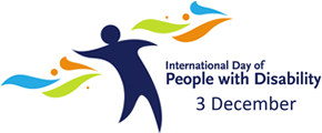 Today is International Day of Persons with Disabilities