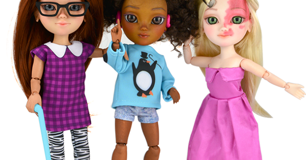 Dolls With Disabilities Launched