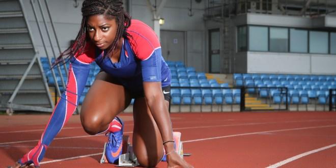 Kadeena Cox battles her way into sporting history