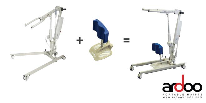 Make the right Choice with the Ardoo 140 Portable Hoist