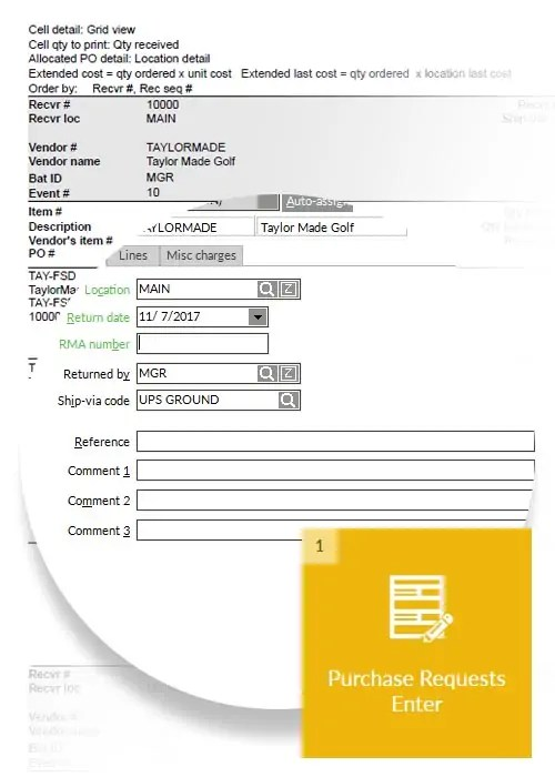 Purchase Order Management System - POS Highway