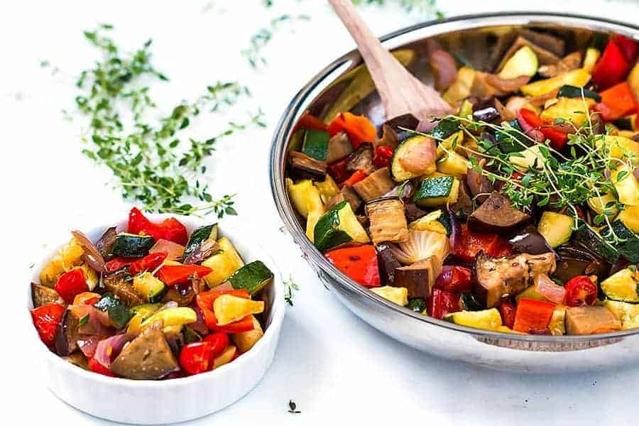 Ratatouille Recipe Inspired by my Unforgettable Trip to France