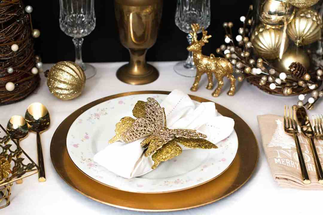 Refreshingly bright holiday planning from decor to ritz for Appetizer decoration