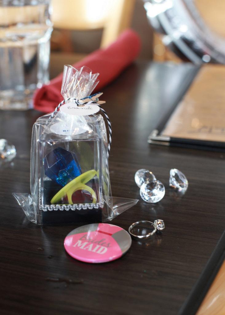 ring pop favors diy posh designs