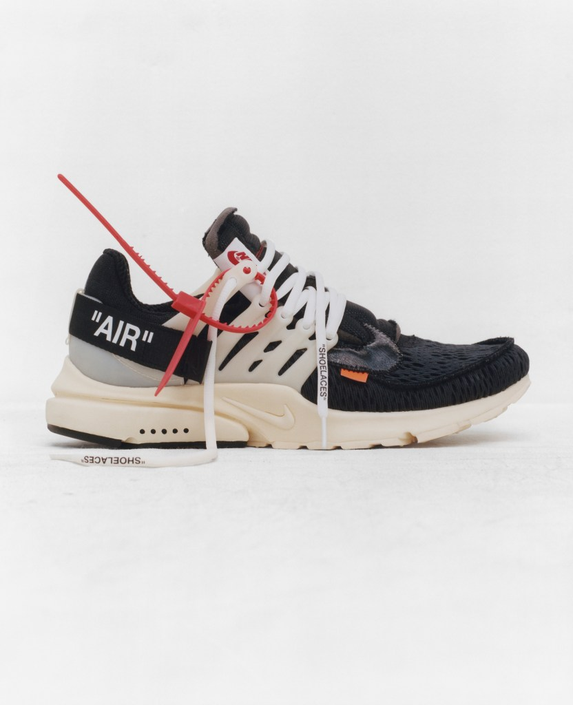 The Ten Nike Air Presto x Virgil Abloh
