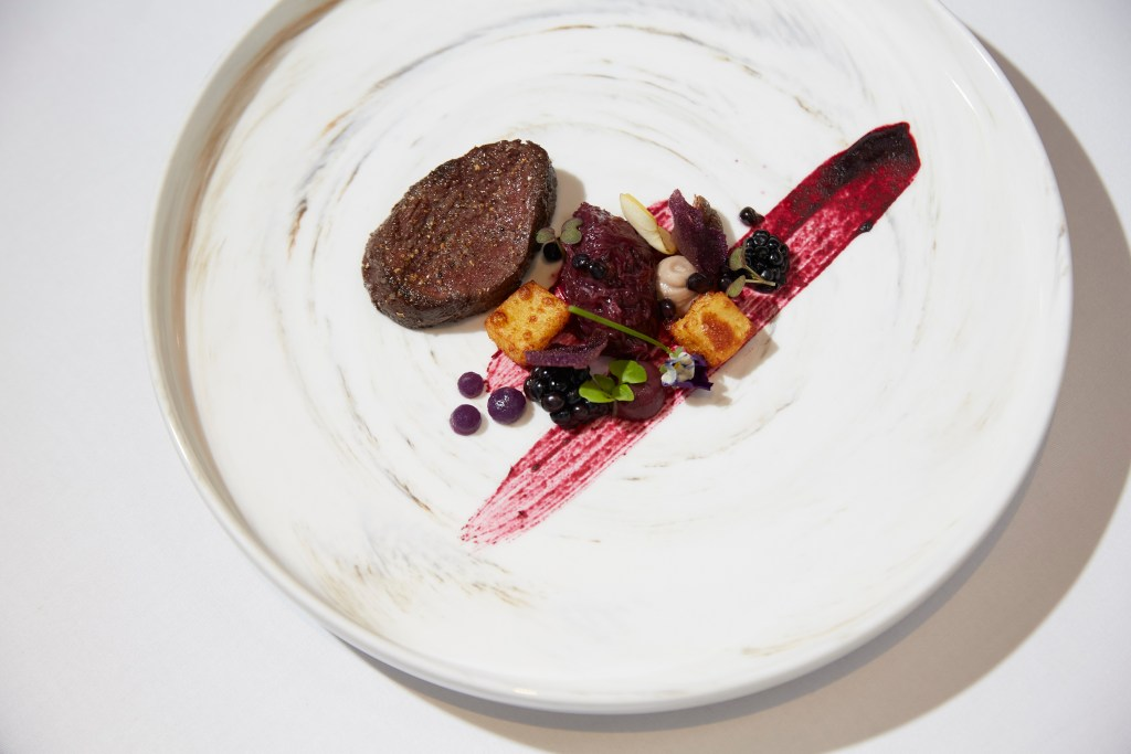 05.Festive Dish at The Reflexions_The Athenee Hotel