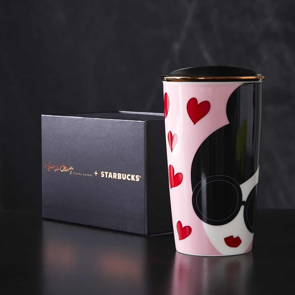 Starbucks x Alice+Olivia Collection_Double Wall Mug 1