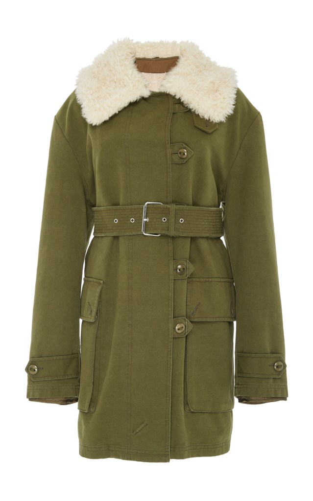 large_proenza-schouler-pswl-green-sb-belted-coat-cotton-canvas