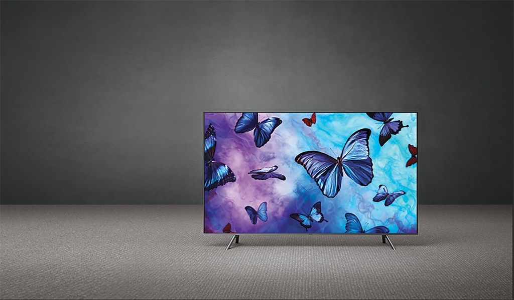 QLED TV Q6F_Screen