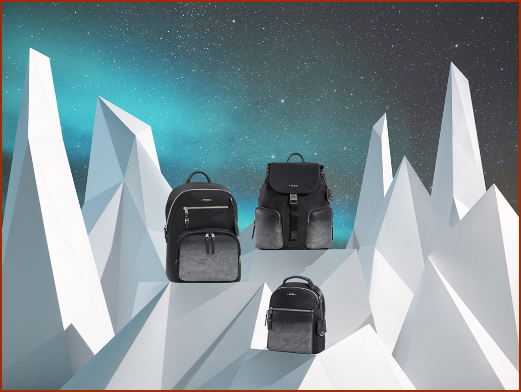 TUMI Holiday Voyageur BlackSilver (APAC Exclusive)