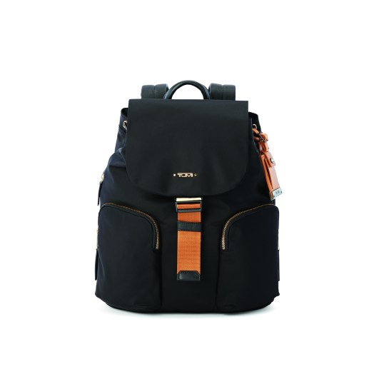Rivas Backpack (Black)