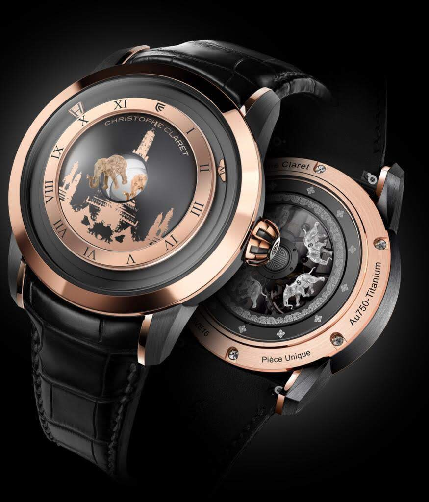 28 Auction Timepiece_Christophe Claret