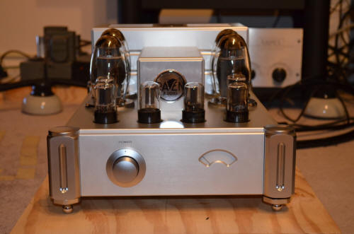 Raven Audio Silhouette Preamp and Amp