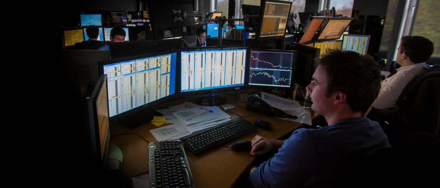 Trader Workstation 3
