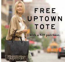 DSW free bag