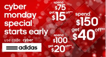 Adidas cyber sale