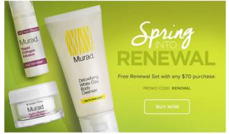 Murad free gift