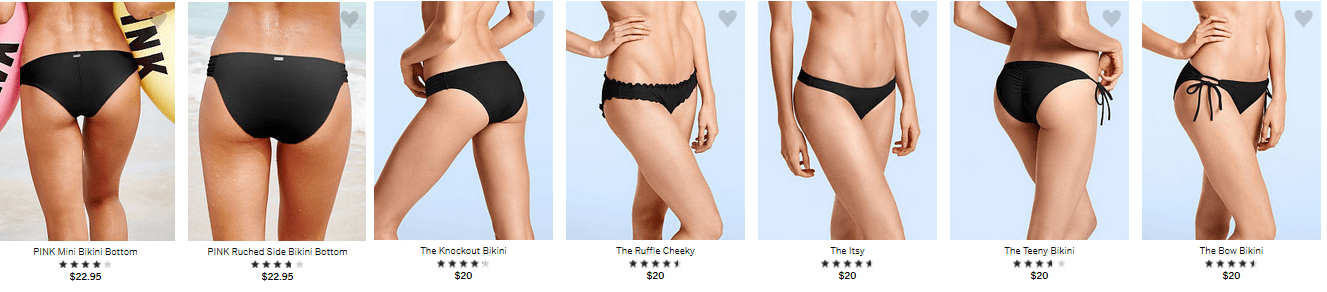 Victoria's Secret 5$ bottom
