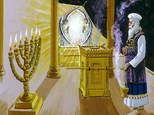 Entering The Truth Of The Tabernacle Seeking Jesus