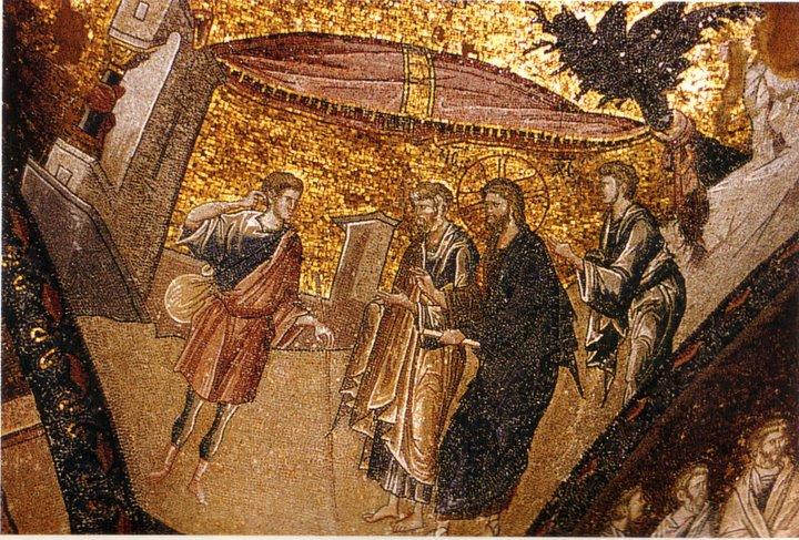 Jesus Casts Out Demons Seeking Jesus