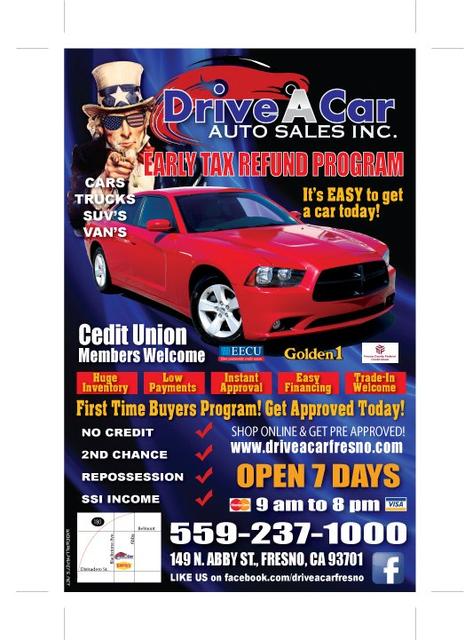 Ready to Use Car For Sale Flyer - uprise - car for sale flyer