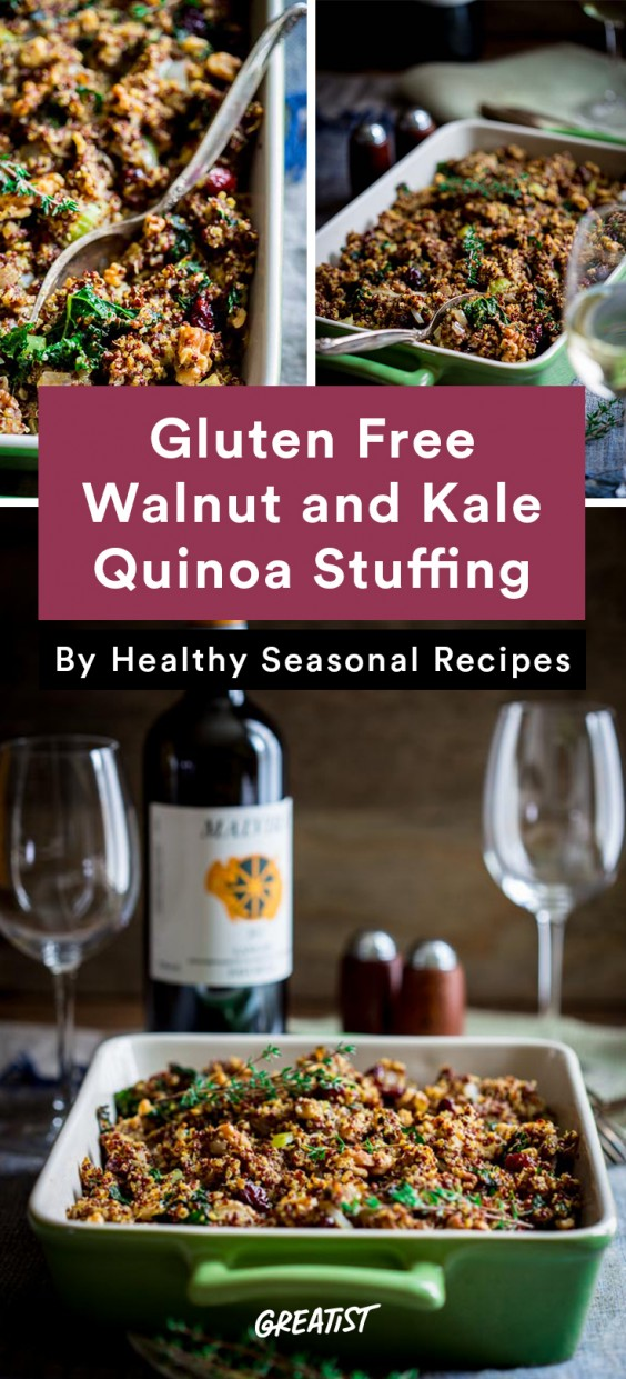 7 Gluten Free Thanksgiving Recipes for Your Guests