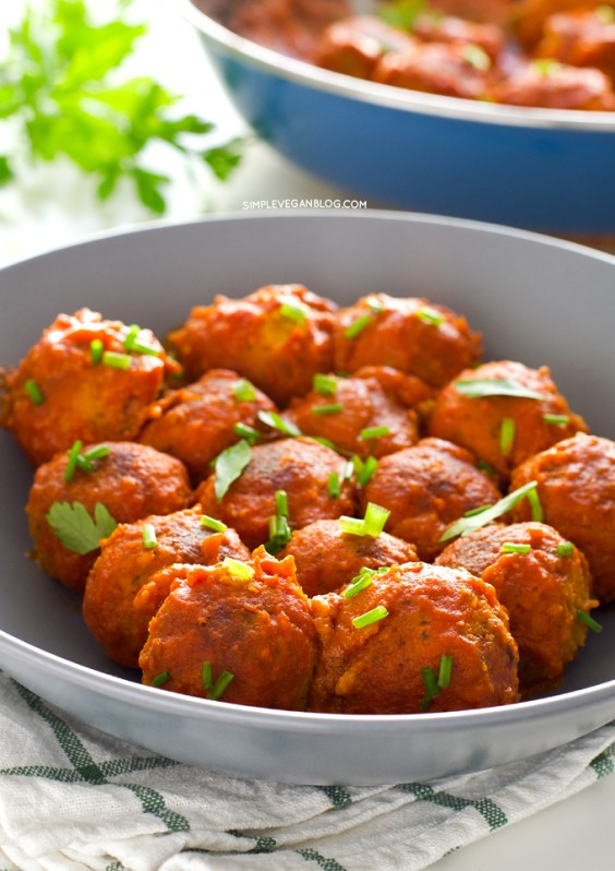 Vegetarian Meatball Recipes That Are Better Than the OG