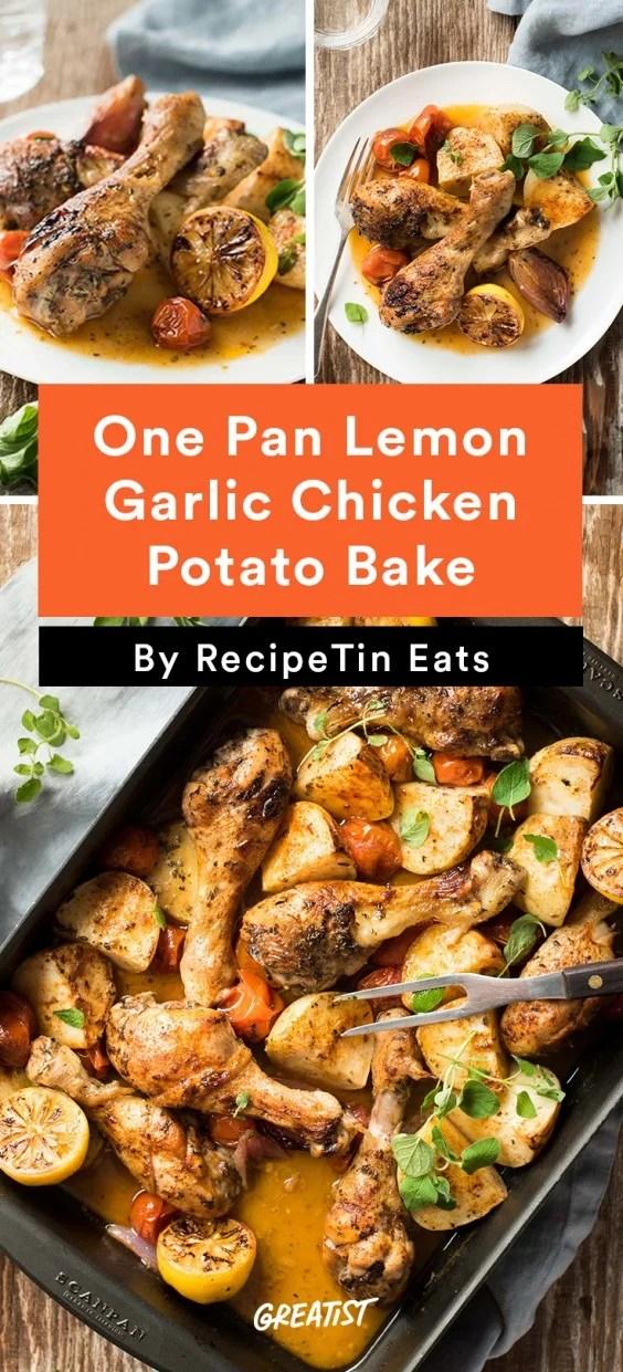 Easy Chicken Recipes: One-Dish Dinner Ideas