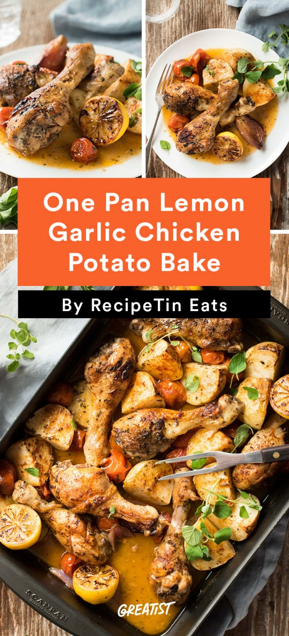 Easy Chicken Recipes: One-Dish Dinner Ideas