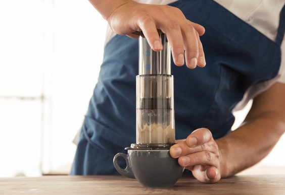 AeroPress: Make the Perfect Cup of Coffee