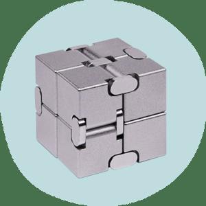 Metallwürfel