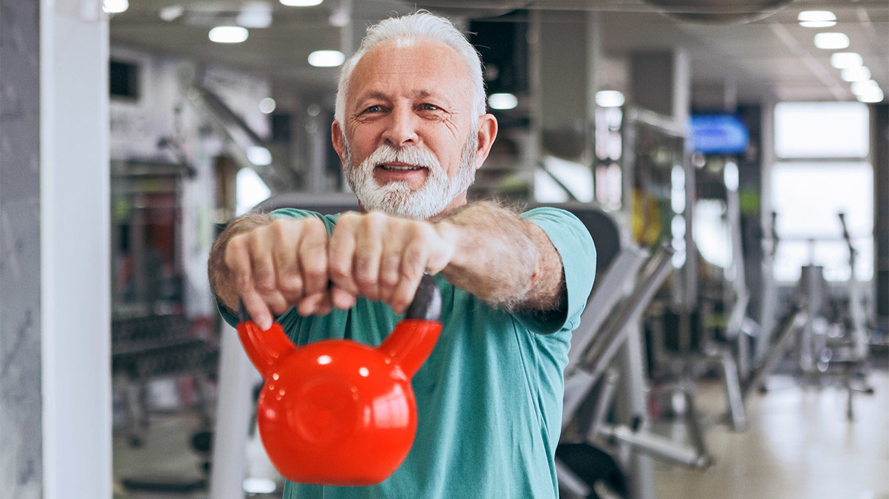 You However Should Get to the Health club After You Turn 60
