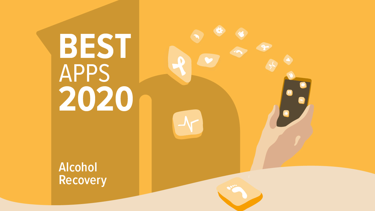 The Best Alcohol Addiction Recovery Apps of 2020