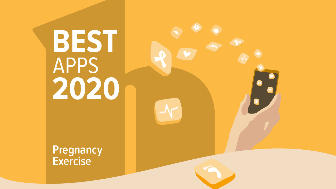 The Best Pregnancy Exercise Apps of 2020