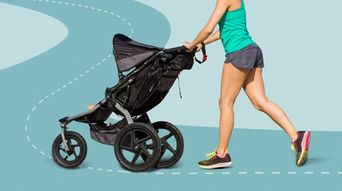 Lightweight Stroller All Terrain 8 Best Jogging Strollers Of 2020 Healthline Parenthood