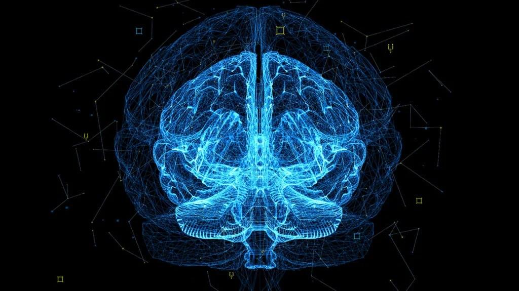 medical brain concept image