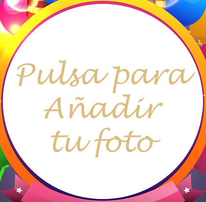 Tarjetas de cumpleaños personalizadas con foto para enviar gratis