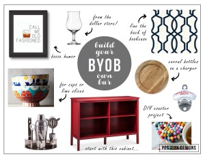 BYOB: Build Your Own Bar for St. Pat's Day!
