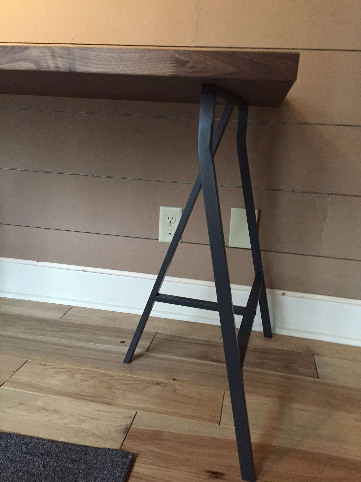 Cheap Ikea Desk One Room Challenge: Kid's Homework Area Week 5 + Free