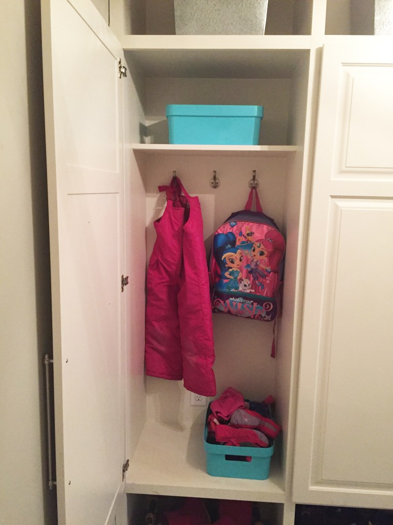 How to Create and Organize the Perfect Locker in your Mudroom by Postbox Designs