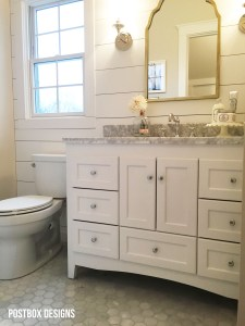Design Jump Start Week #1: FREE GUIDE: 75 Ways to Update Your Bathroom Without a Full Remodel