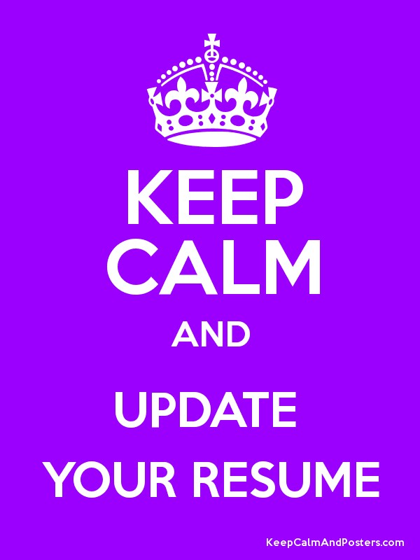 How To Update Your Resume - Fiveoutsiders - how to update your resume