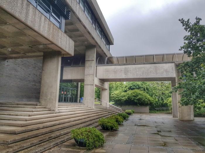 Tierney administrative building