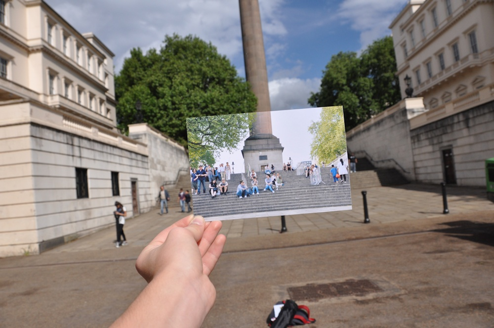 10 Forced Perspective Photos You Have to Try For Yourself