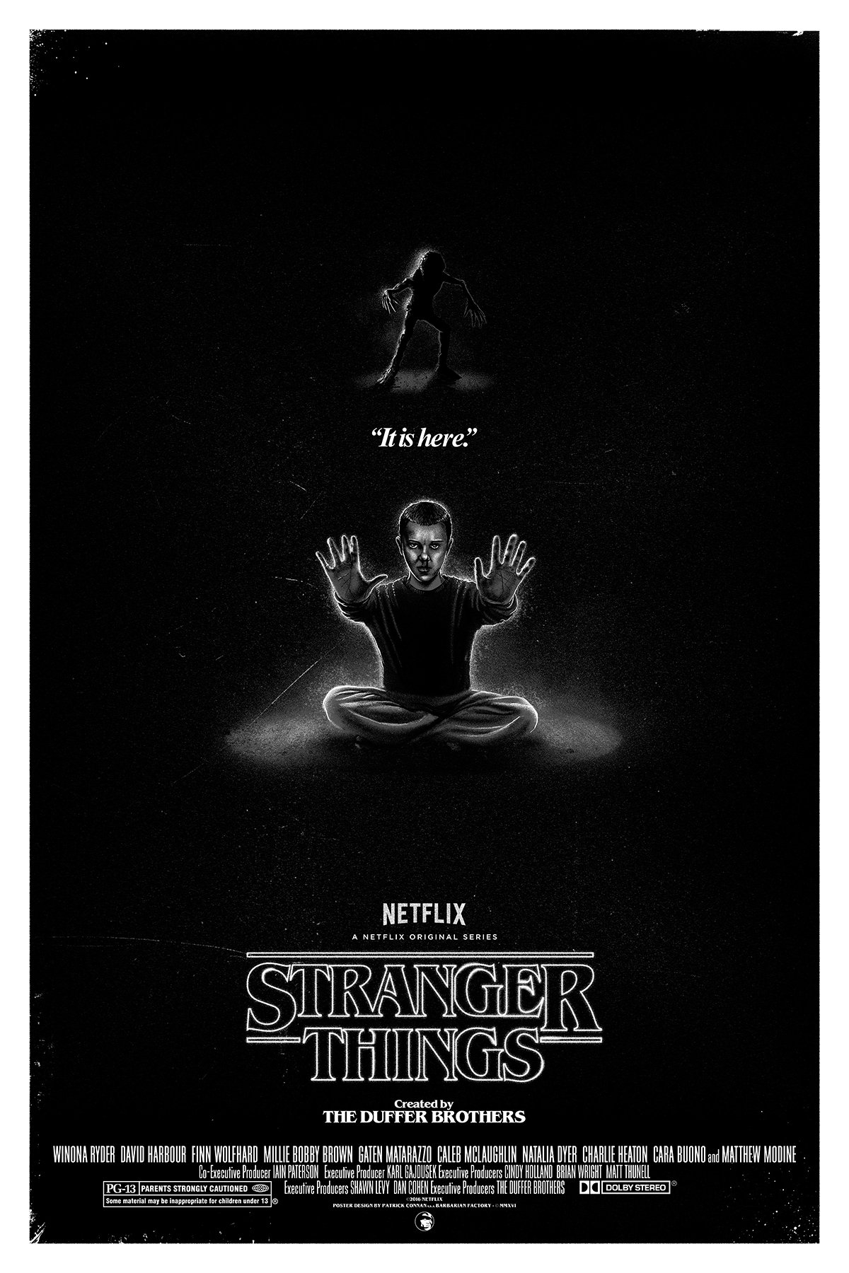 Stranger Things Iphone Wallpaper Stranger Things Are Happening With The Poster Posse S